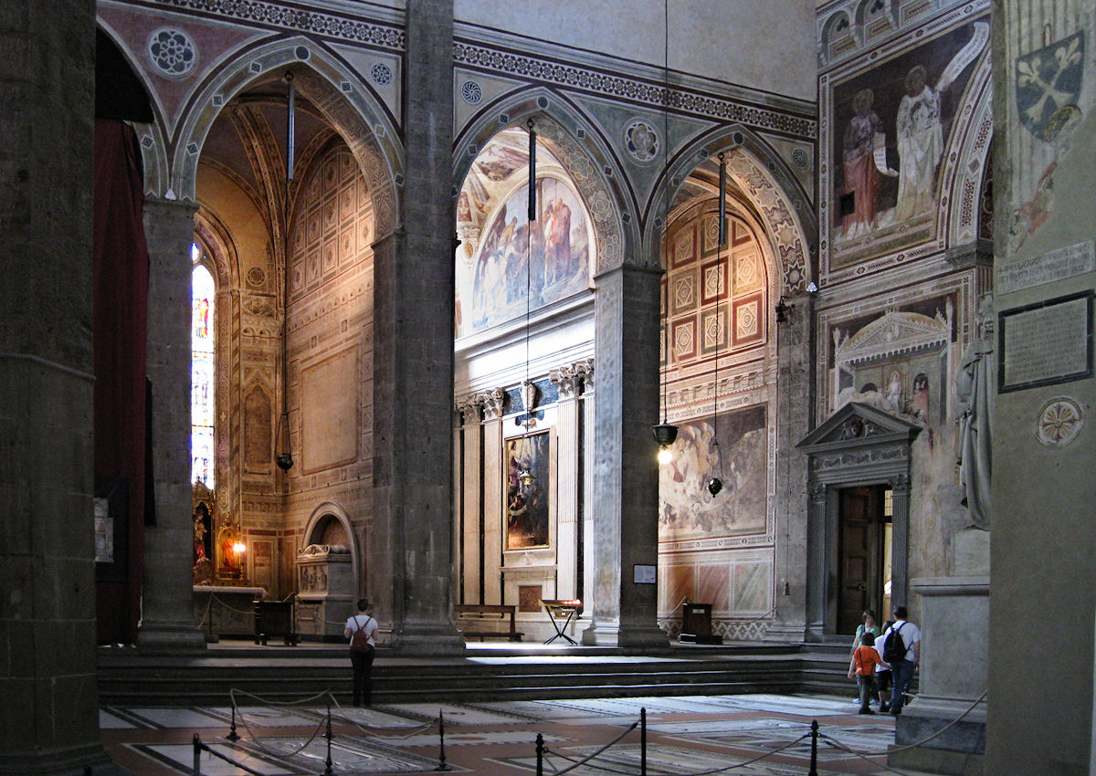 santa croce Santa croce florence italy, find out about the church where michelangelo is buried.