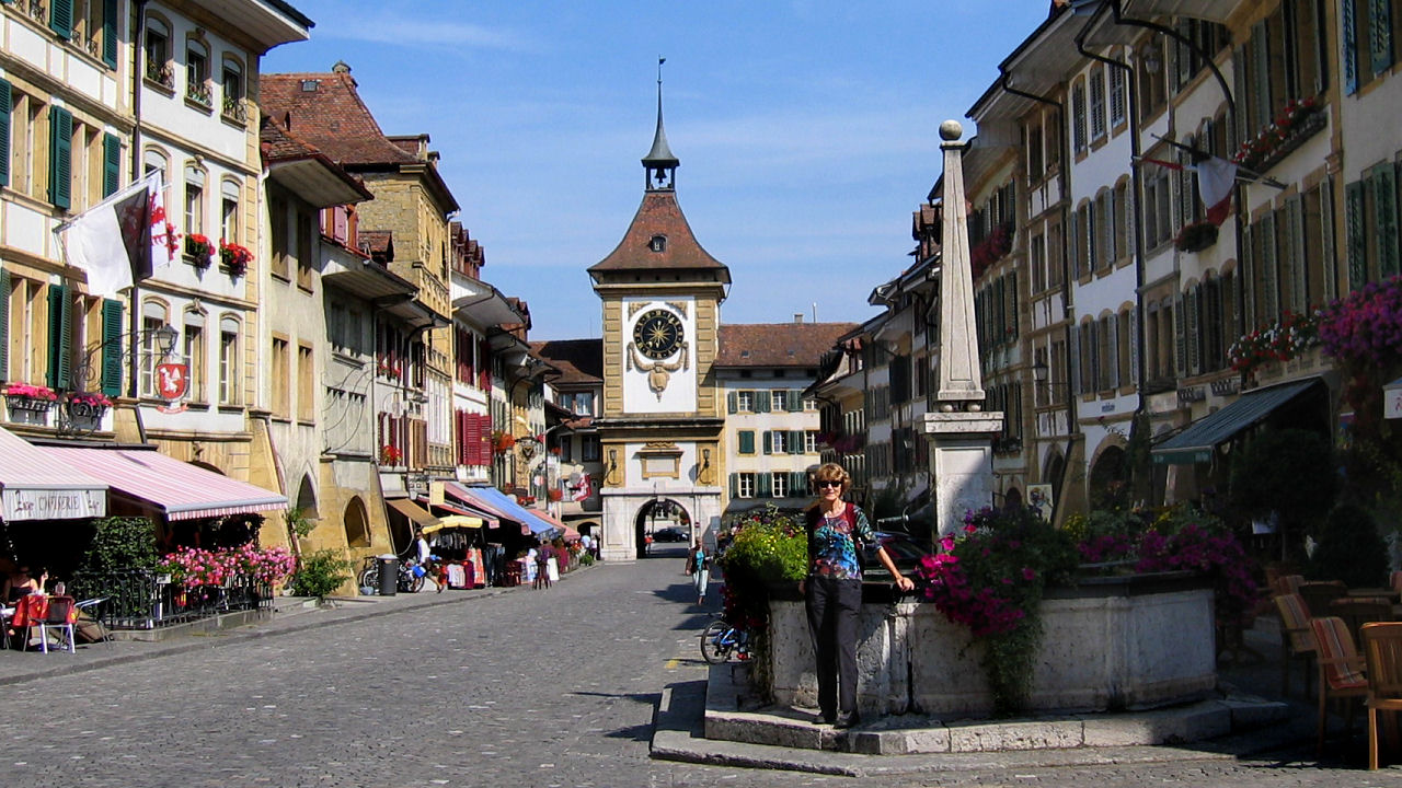 Murten Switzerland Pictures Citiestips Com